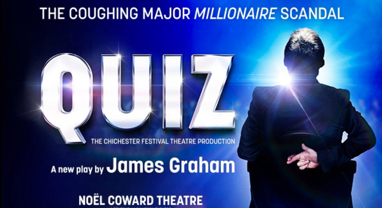 Obra Quiz en Londres (Noel Coward Theatre)