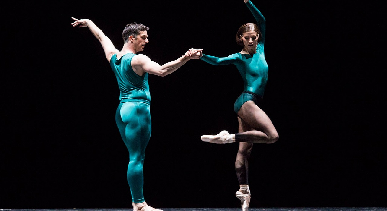 Ballet All Forsythe de la compañía Semperoper en Londres (Sadler's Wells)