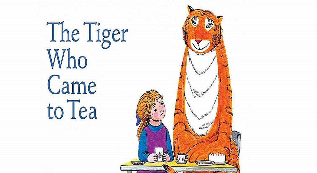 Obra Tiger Who Came to Tea en Londres (Piccadilly Theatre)